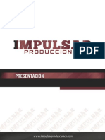 Propuesta Para Empresas Fiestas de Quito