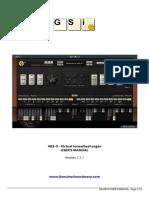 VB3 II Manual