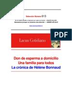 Bonnaud-don de Esperma a Domicilio