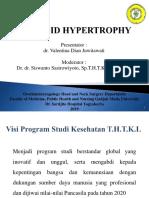 Adenoid Hypertrophy Ppt