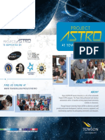 project astro - brochure