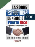 Guia de Estructuras de Negocios en Puerto Rico (4jun17)