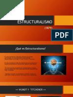 Power Point Del Estructuralismo