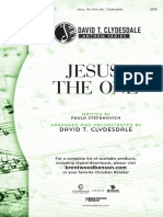 Jesus the One Preview