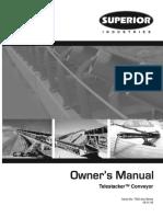 TeleStacker® Conveyor Manual