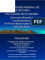 ECONOMIA Brasileira2010