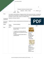 Red Magisterial _ Planeaciones de Historia 3er Gradowword