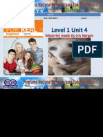 AHS Level 1 Unit 4 FR - Copia