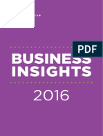 Business Insights 2018