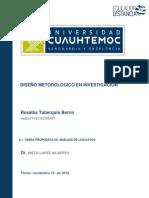Rosalba Tuberquia _4.1. Tarea Propuesta de Análisis de Los Datos
