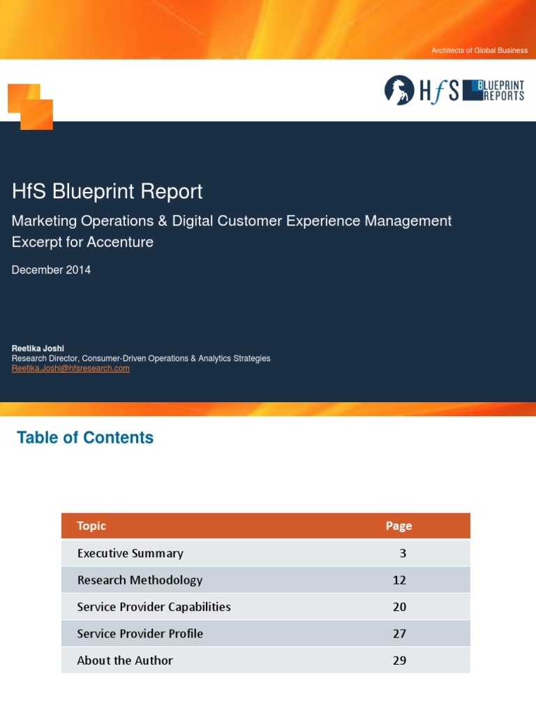 9b2722b8 Accenture Hfs Research Marketing Services Digital Customer Experience