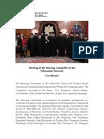 Συντονιστική Επιτροπή του Πατριαρχικού Δικτύου για την Ποιμαντική Διακονία στον Χώρο της Υγείας