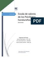 Entrevista Psicólogo Hondureño- Johana Espinal