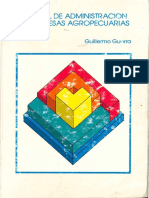 Manual de Admnistración de Empresas Agropecuarias