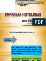 Diapositiva Empresa Hotelera