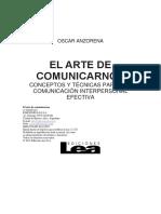 Oscar Anzorena - El Arte de Comunicarnos