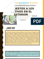 Exposicion Derecho Impuesto Exterior