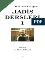 HadisDersleri1