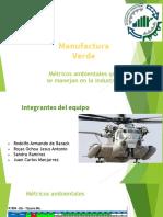 Presentación Manufactura Verde
