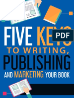 The 5 Keys to Writing Publishing and Marketing Your eBook Final