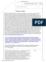 Simple Models of Climate