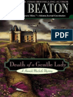 Death of a Gentle Lady - M. C. Beaton.pdf