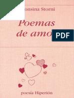 Poemas de Amor - Alfonsina Storni