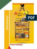 SIKA Product Catalogue 2009