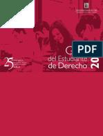 Guía Del Estudiante de Derecho 2016 [UACH]
