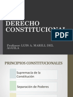 Derecho Constitucional Luis a. Marill Del Águila