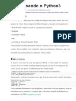 _startPython3Flask_