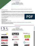 Carta Presentación ISL