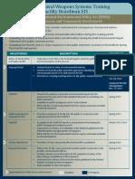 NWSTF Boardman EIS NEPA Process and Community Involvement Poster