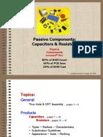 Intro Passive components