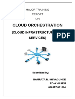 Cloud Orchestration Project
