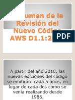 Revisión Código AWS