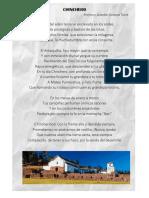 CHINCHERO Poesia - Leandro Cordova Tocre