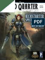 No Quarter - Kickstarter Ed