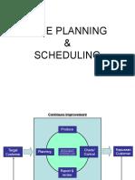 Mine Plan & Scheduling