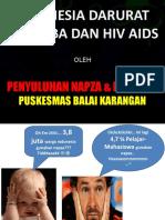 Napza Hiv Aids