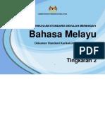 DSKP KSSM BAHASA MELAYU TINGKATAN 2.docx