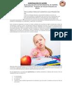 TDH ADAPTACIONES CURRICULARES