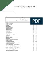 Presentación estados financieros
