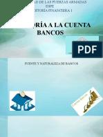 Auditoría a La Cuenta Bancos