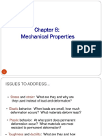 (1) Chap 8 Mechnical Properties of Metal