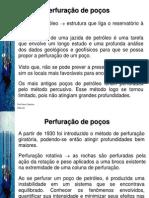 Perfuração - Fluido de Perfuraçao - Prof Ana Catarina