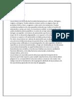Informe Seminario de Proteínas