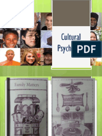 2 Cultural Psychology-lecture