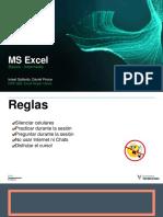 Excel Curso Básico - Intermedio Tec Milenio
