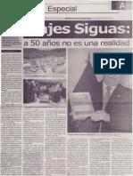Majes Siguas, a 50 años no es una realidad